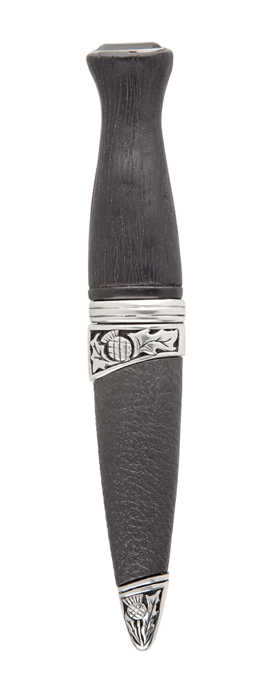 Harris Contemporary Sgian Dubh With Stone Top