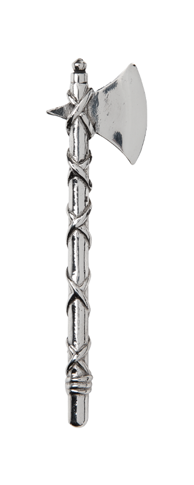 Battle Axe Kilt Pin