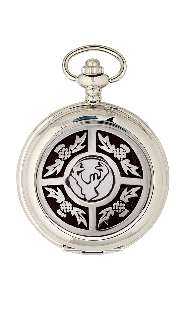 Thistle & Stag Mechanical Pocket Watch