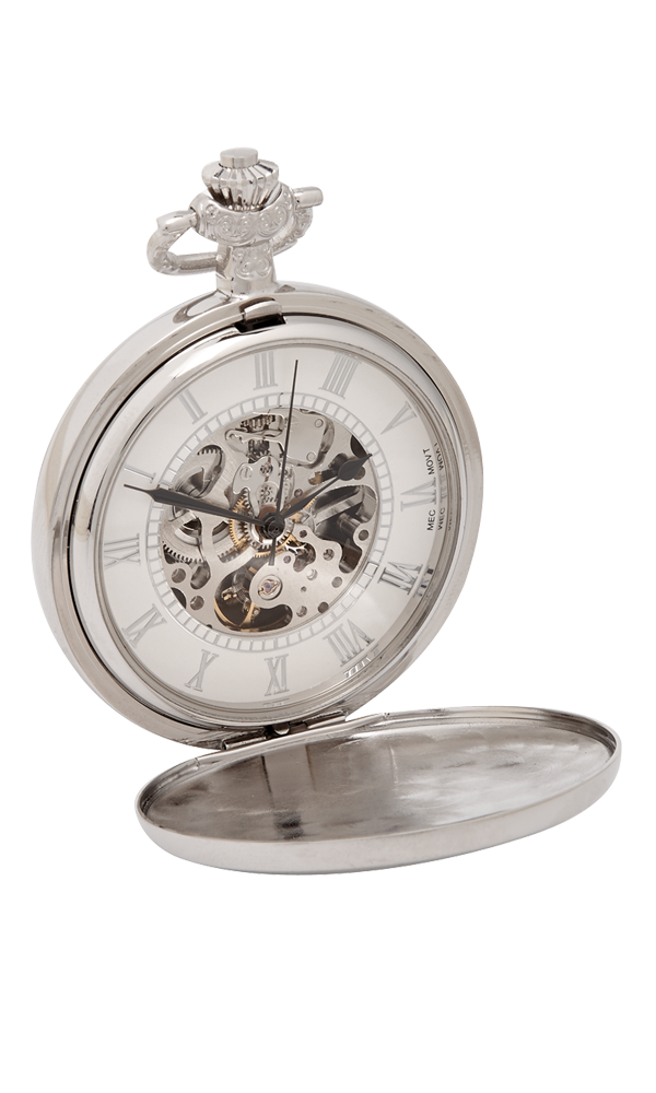 Balmoral Mechanical Pocket Watch Thumbnail