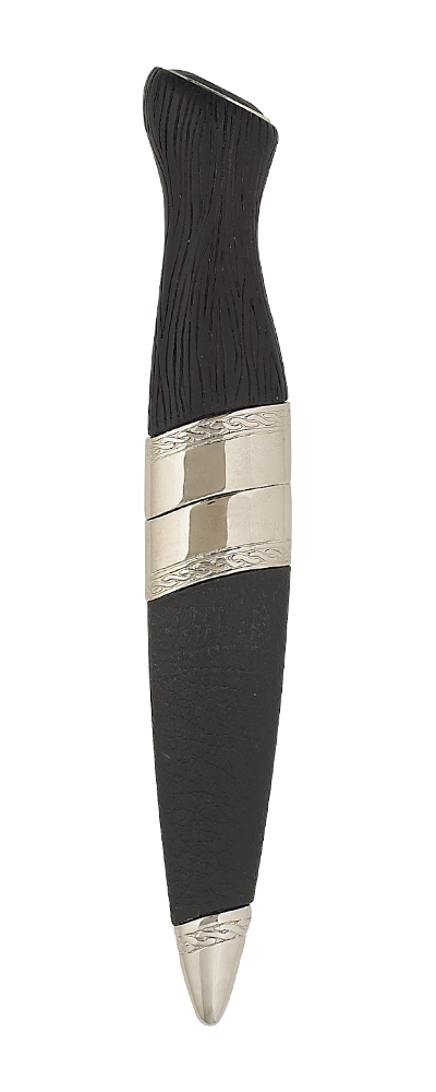 Ross Contemporary Sgian Dubh With Stone Top Thumbnail