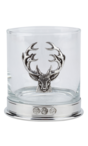 Stag Whisky Glass Pair Thumbnail