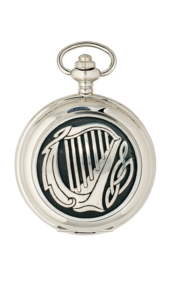 Harp Mechanical Pocket Watch