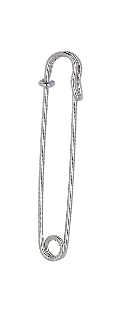 Safety Pin Style Kilt Pin