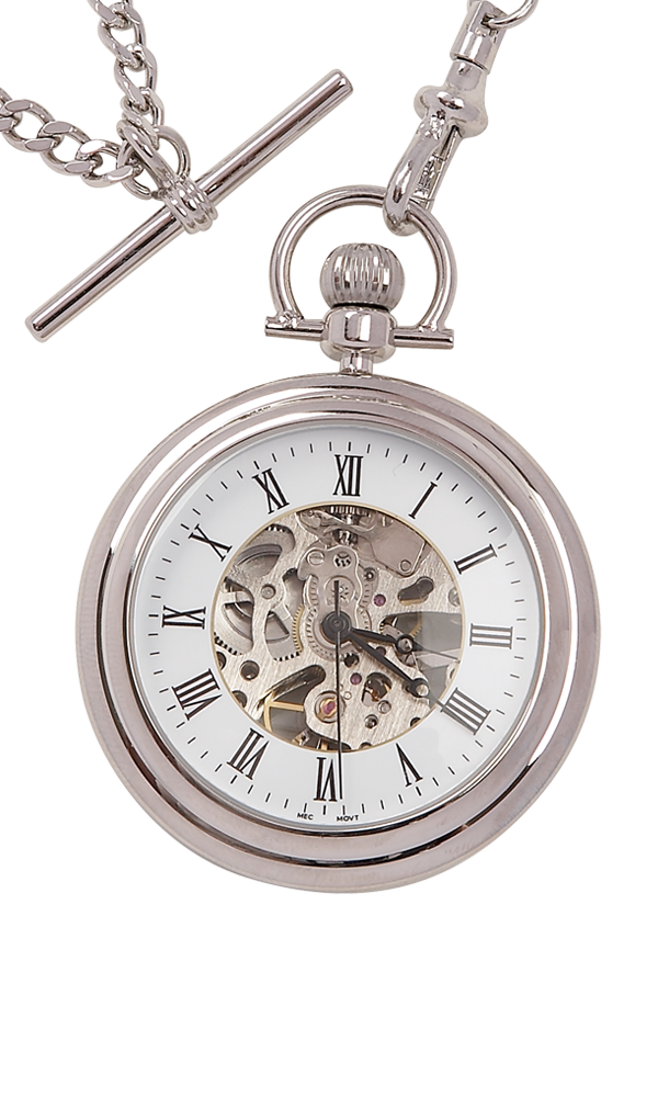 Hylton Mechanical Pocket Watch