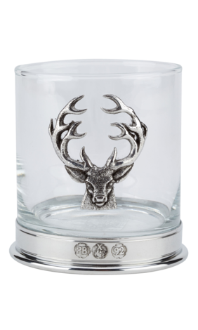 Stag Whisky Glasses